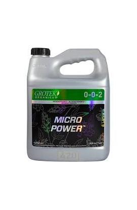 MICRO POWER GROTEK ORGÁNICS
