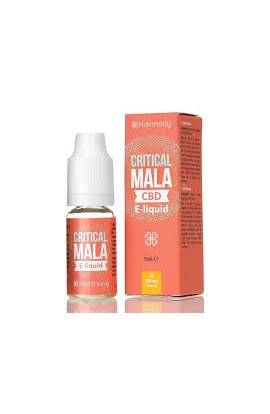 HARMONY - CRITICAL MALA E-LIQUID CBD(30,100,300 Y 600 mg)