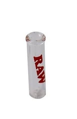 Boquilla Cristal Raw Xtips Pequeña cilindrica