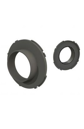 """CONECTOR """"DUCTING FLANGE"""" 125 MM"""