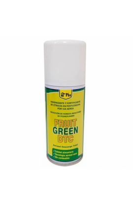 FRUIT-GREEN DTC AEROSOL DESCARGA TOTAL