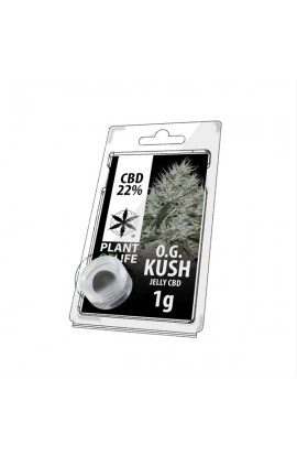 JELLY 22% CBD OG Kush Extracción 1G