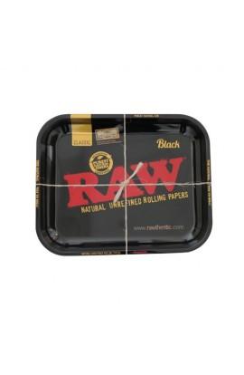 Bandeja Raw Black Mediana