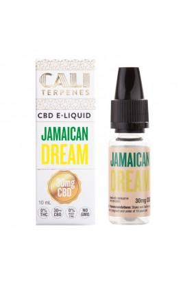 CALI TERPENES E-LIQUID CBD JAMAICAN DREAM