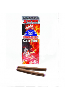 BLUNT HEMPARILLO CALI-FIRE (CANELA) 4 BLUNTS