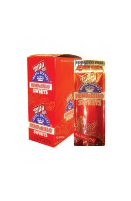 BLUNT HEMPARILLO SWEETS (DULCE) 4BLUNTS