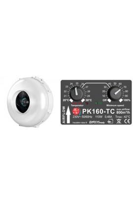 EXT PK 150 760 M3/H + CONTROL TEMPERATURA Y REVOLUCIONES